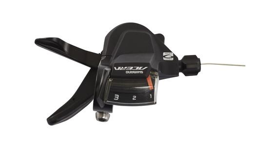 Shimano Acera SL-M3000 Schakelhendel 3 versnellingen zwart
